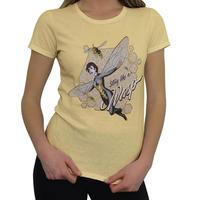 【USA直輸入】MARVEL アントマン ワスプ ワスプのように刺す Tシャツ ウーマンサイズ マーベル アベンジャーズ