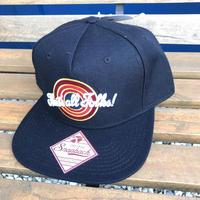 【USA直輸入】looney tunes ルーニーチューンズ ロゴ キャップ スナップバック ハット 帽子