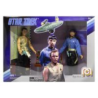 【USA直輸入】スタートレック Mego  ミラーミラー カーク船長 スポック アクション フィギュア スタトレ  Star Trek TOS  ミラーユニバース 宇宙大作戦