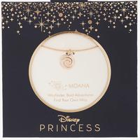 【USA直輸入】DISNEY モアナと伝説の海 うずまき型 ネックレス ディズニー アクセサリー ペンダント Moana モアナ シンボル ロゴ