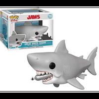 【USA直輸入】POP! ムービー JAWS スーパーサイズ ジョーズ & ダイビング タンク 6インチ 759 ポップ フィギュア FUNKO ファンコ サメ 映画