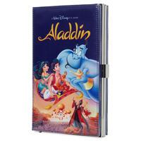 【USA直輸入】DISNEY アラジン クラッチバッグ 魔法のじゅうたん ディズニー ジャスミン ジーニー ジャファー ハンドバック バック Aladdin  財布