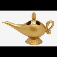 【USA直輸入】DISNEY アラジン ジーニー 魔法のランプ  歯ブラシ・ペン立て フィギュア ディズニー ジャスミン Aladdin  Genie