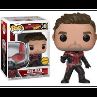 【USA直輸入】POP! MARVEL アントマン & ワスプ  アントマン 340 Ant-Man チェイス  Chase FUNKO ファンコ フィギュア マーベル アベンジャーズ