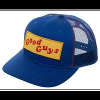 【USA直輸入】Child's Play チャイルドプレイ Chucky  チャッキー グッドガイ メッシュ  キャップ ツバ裏にチャッキーの柄 スナップバック ハット 帽子