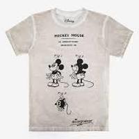 【USA直輸入】DISNEY  ミッキーマウス Fig3体 Tシャツ ディズニー ミッキー