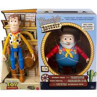 【USA直輸入】DISNEY トイストーリー ウッディ プロスペクター 2パック セット フィギュア 2体セット Toy Story  ディズニー ピクサー トイストーリー
