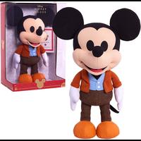 【USA直輸入】DISNEY  イヤー オブ ザ マウス ネズミ年 スペシャルエディション A Man&His Mouse Mickey ウォルトディズニー ミッキー SE ぬいぐるみ プラッシュ