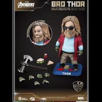【USA直輸入】MARVEL アベンジャーズ エンドゲーム ブロ・ソー Bro Thor ビーストキングダム エッグアタック シリーズ フィギュア EAA-116 マーベル マイティソー