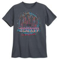 【USA直輸入】MARVEL ガーディアンズオブギャラクシー キャラクター シルエット Tシャツ Guardians of the Galaxy   Tシャツ マーベル  ガーディアンズ