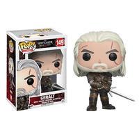 【USA直輸入】POP! Witcher Geralt  ポップ フィギュア FUNKO ファンコ