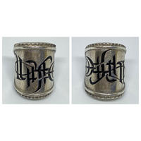 LIFE&DEATH RING(SILVER)