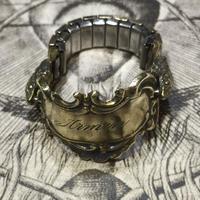 Lucky Bat Ring(真鍮)