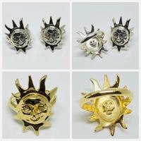 THE SUN RING(両眼天然石)