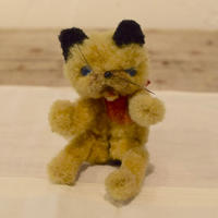 ハンガリー モール人形 猫