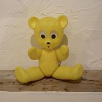 旧東ドイツ 黄色のクマ プラドール