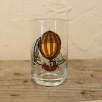 ハンガリー リキュールグラス 気球 デッドストック1