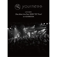 "ユアネス/yourness LIVE VIDEO   One Man Live Tour 2020 ""ES"" Final at LIQUIDROOM"