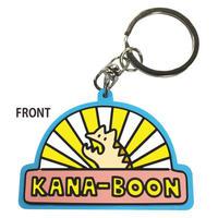 KANA-BOON / 後光射すレンちゃんラバーキーホルダー