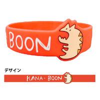 KANA-BOON / レンちゃんのラバーバンド/レッド