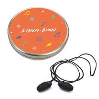 KANA-BOON / KANA-BOONのMUSICイヤープラグ/オレンジ