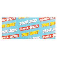 KANA-BOON / KANA-BOON THE BEST TOUR 2020 ロゴタオル