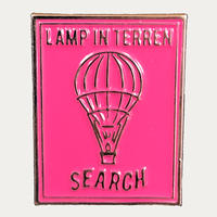 LAMP IN TERREN / SEARCH #023 ピンバッジ