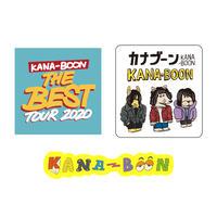KANA-BOON / KANA-BOONのステッカーセット