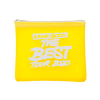 KANA-BOON / KANA-BOON THE BEST TOUR 2020 ロゴクリアポーチ