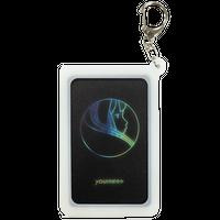 ユアネス / ロゴが光るPIICA+パスケース