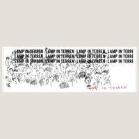 LAMP IN TERREN / Bloodタオル