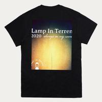 LAMP IN TERREN / 2020 Tシャツ(ブラック)