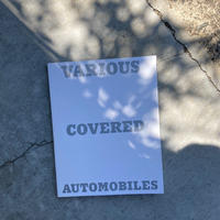 【Signed】VARIOUS COVERED AUTOMOBILES ホンマタカシ(Takashi Honma)