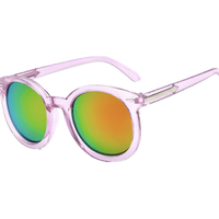 Clear base sunglasses