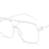 Transparent sunglasses