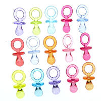 Clear Pacifier Parts(M) × 10piece