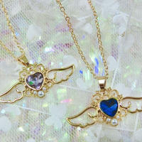 Heart Angel Necklace