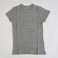 ラフィートップ杢天竺  半袖Tシャツ