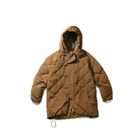 GRADATION QUILT DOWN JACKET