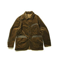 CORDUROY UTILITY COVERALL