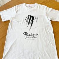 ブルーインパルス墨画Tシャツ「ワイドトゥ―デルタループ」
