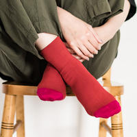 Homie H-020 Cotton Bicolor Socks