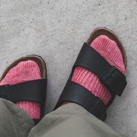 Homie H-035 Linen Short Socks