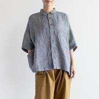 Heavenly ヘブンリー / リネンS/Sワイドシャツ(全3柄)/ 2135082