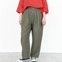 Heavenly 2024104 Cotton Linen Twill Tuck Pants
