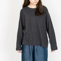 コットンリネン クルーネック L/S Tシャツ Heavenly 2059154