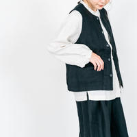 Heavenly 2012206 Linen Herringbone Vest