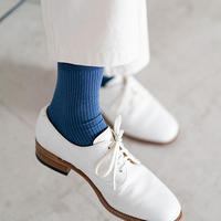 Homie H-045 Cotton Rib Short Socks