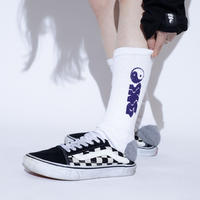 ING YOU logo socks [WHT]