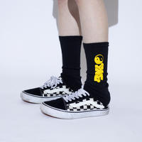ING YOU logo socks [BLK]